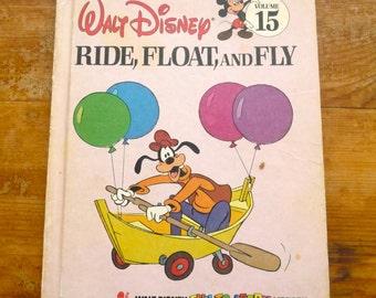 Walt Disney Ride, Float, and Fly Children's Book