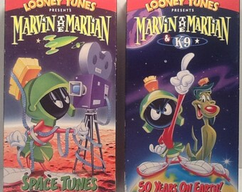 "Marvin the Martian Blue Devils patch 10/""x13/"""