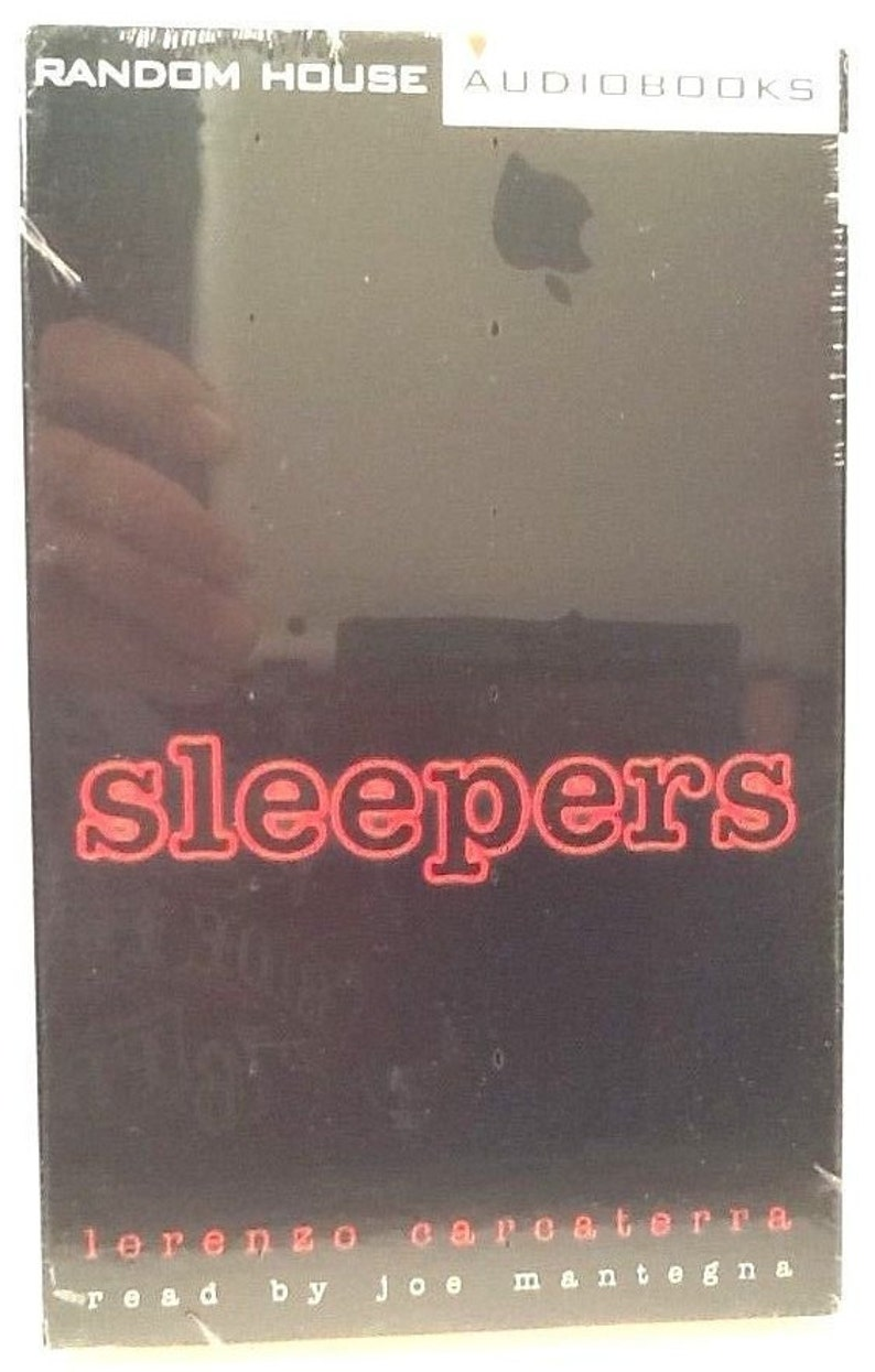 Factory Sealed Sleepers Cassette Audiobook Lorenzo Carcaterra Etsy