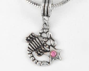 Scorpio Jewelry Charm Only Scorpio Charm Scorpio gift Scorpio horoscope Scorpio zodiac necklace Scorpio zodiac necklace