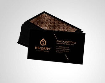 Business Cards (Fendy Template)