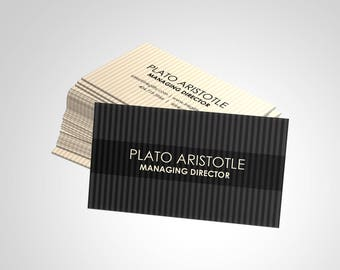 Business Cards (NUMITOR Template)