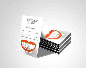 BUSINESS CARD ((SBC-126) Template)