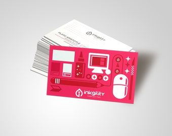 Business Cards (Weaponize Template)