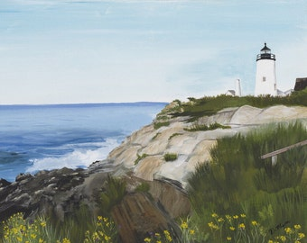 Lighthouse Beauty - Giclee Print