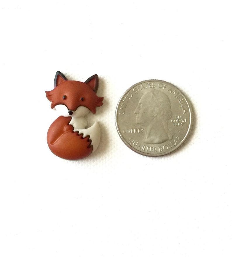 1c56c834420db Fox Pin Red Fox Woodland AnimalLapel Pin Men's Tie | Etsy