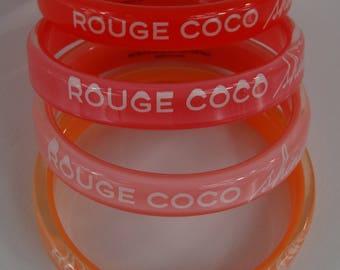 Chanel candy bracelets