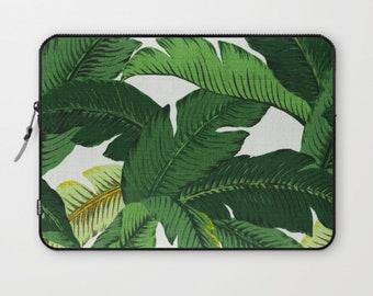 a31bb5831676 Banana leaf macbook   Etsy
