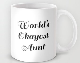 Funny Aunt Quote Etsy