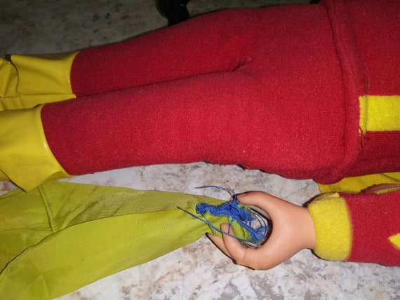 Vintage Burger King The King Doll~Retro Hard To Find Advertising Doll