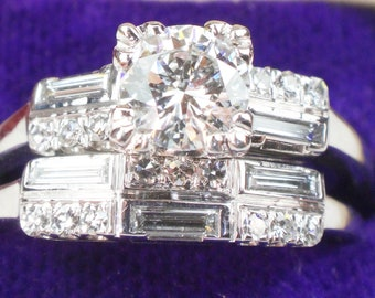 5daf8aa16b4b3 Vvs diamond ring | Etsy