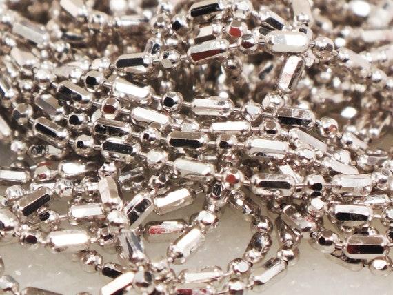 Vintage 14k Multi Strand Necklace Italian Gold Ne… - image 2