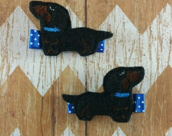 "22mm 7//8/"" 2 yards wide DACHSHUND SLINKY PETS DOG PRINTED GROSGRAIN RIBBON"