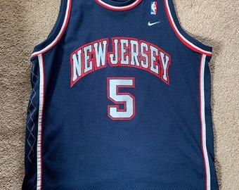 1b8b637fd New Jersey Nets Nike Jason Kidd jersey