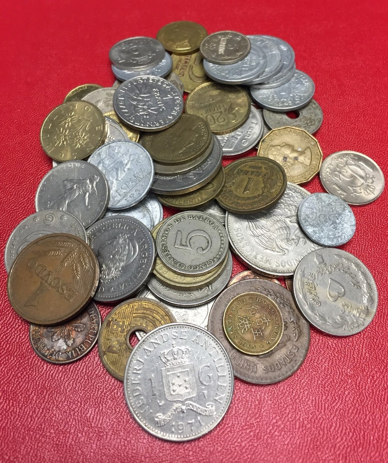 25 Coins of the World Coin Collection Starter Set  now with image 0