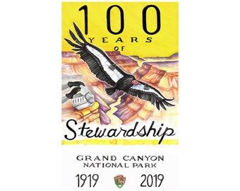 Stewardship Centennial Poster
