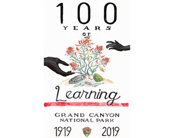 Learning Centennial Poster