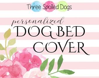 Dog Bed Covers & Inserts