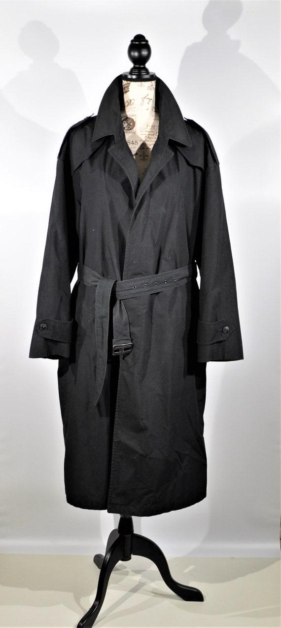 2082e168 Christian Dior Le Connaisseur trench coat size 40 S
