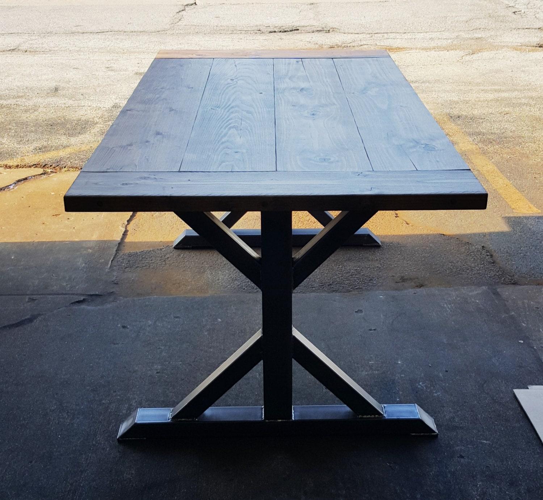 Trestle table legs model tr10 heavy duty sturdy metal legs trestle table legs model tr10 heavy duty sturdy metal legs industrial legs dining table leg set watchthetrailerfo