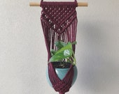 Berry Wall Hanging Planter