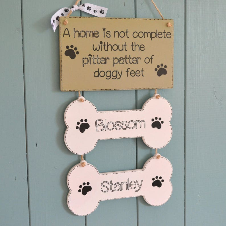 A home is not complete without the pitter patter of doggy image 0