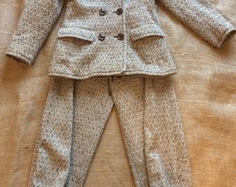 1960s Tweed Jacket & Knickerbockers