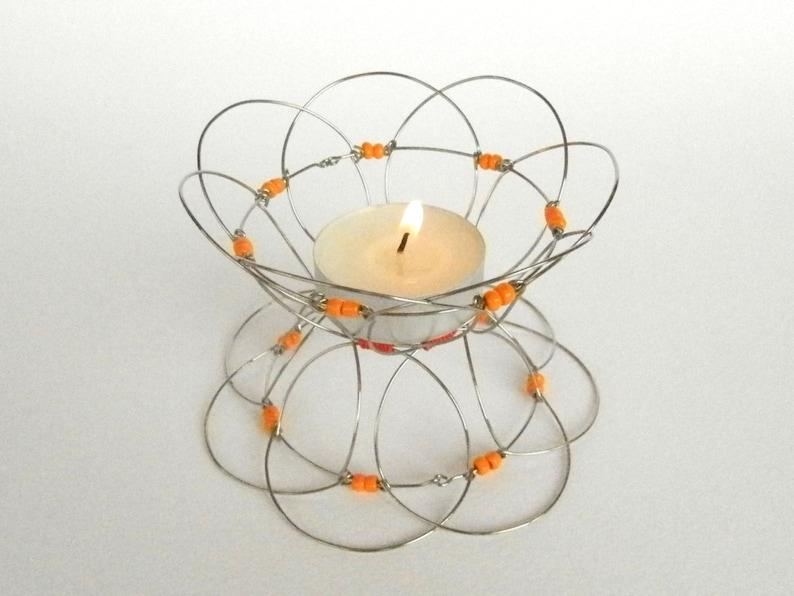 Handmade Birthdays Candle Holder Accessory