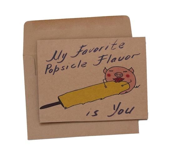 Naughty Valentines Day Card Boyfriend Valentine S Card Etsy