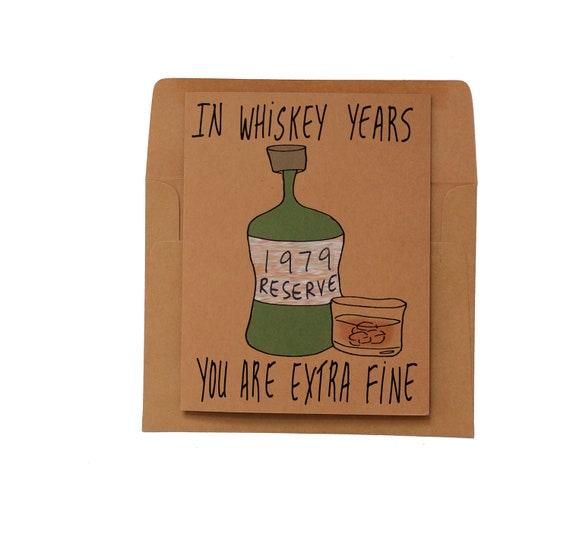 Whiskey 40 Jaar