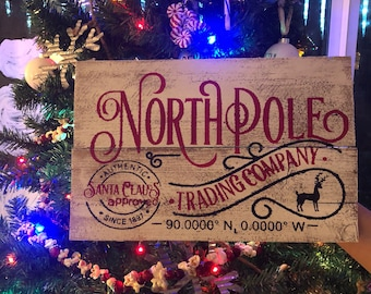ebf71add7 North pole trading