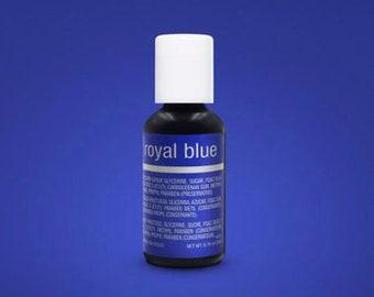 CHEFMASTER Royal Blue Gel Paste