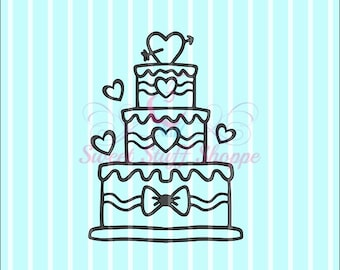 BIRTHDAY Cake PYO, Cookie Silk Screen, Custom Silk Screen Cookie Stencil, Mesh Stencil, Cookie Stencil, Custom Silk Screen