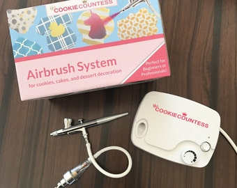 Cookie Countess Airbrush System! By Cookie Countess (Limited Supply)