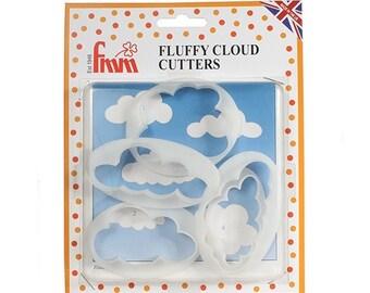 FMM FLUFFY CLOUD Cutter 5 Pieces