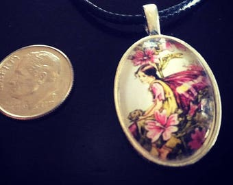 Flower Fairies necklace