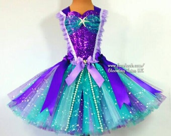 f1c164e56 Girls mermaid dress