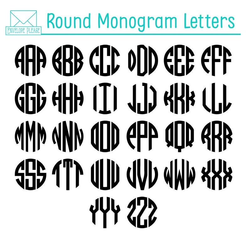 Shell Monogram Note Cards Seashell Monogram Thank You Cards