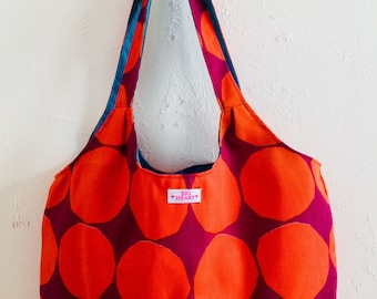 Swedish Dot Hobo Handbag