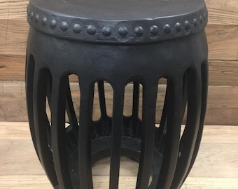 Drum Stool Etsy