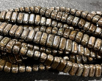 Preciosa Czech glass seed beads Taille 11-Abricot Sunset 10 g