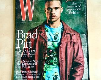 49f0e2ecdfd69 W Magazine Brad Pitt Fight Club