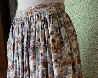 great for any occasion Picnic Vacation MIXED COLOR FLORAL  Summer Maxi MidiMini Skirt Cruise Floral skirt Party Great gift idea.