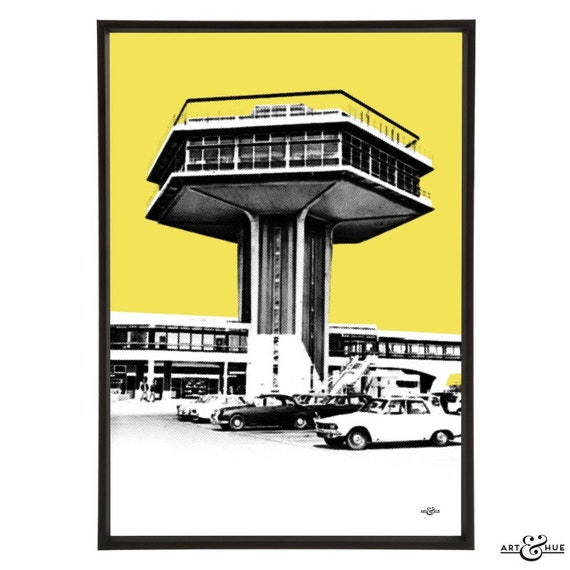 Forton Services Stylish Graphic Pop Art Print By Art Hue Etsy