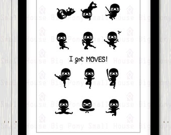 the scorpion mortal kombat skull art print poster ninja fire etsy