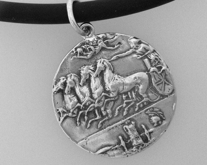 Coin Pendant  Douglas Hughes Fine Jewellery