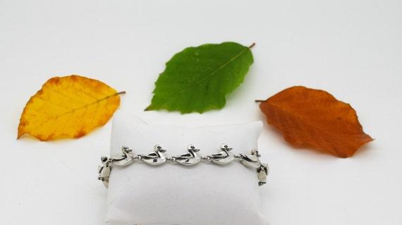 Duck Bracelet - Handmade Douglas Hughes Design