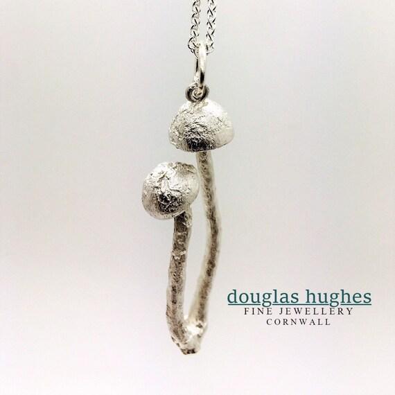 Magic Mushroom Pendant - Douglas Hughes Design