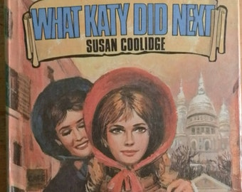 Dean's Classics What Katy Did Next by Susan Coolidge Published by Dean & Son c1960's