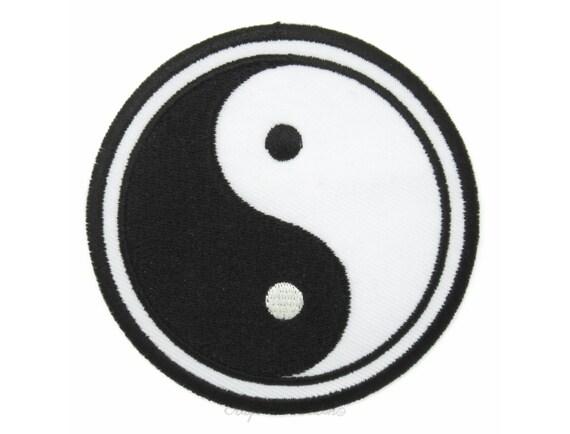 Japanese Taoism Taijitu Yin Yang Symbol Easy Etsy